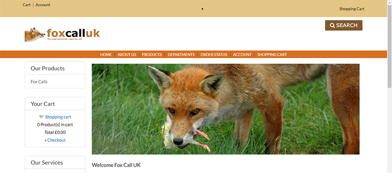 Fox Call UK